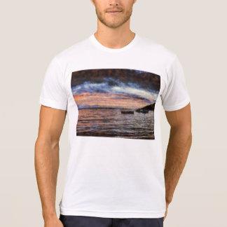 The smoldering ocean tee shirt