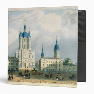 The Smolny Cloister in St. Petersburg Binder