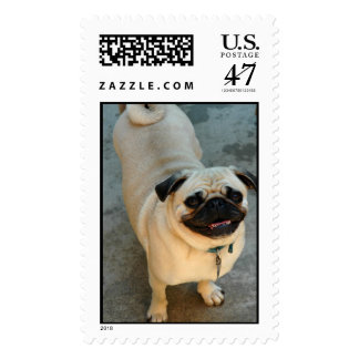 The Smug Pug Postage