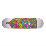 The Snake by Abztract Skate Deck