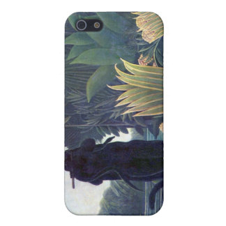 The Snake Charmer iPhone 5/5S Cases
