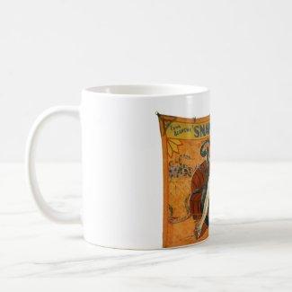 The Snake Charmer Mug