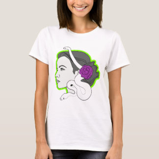 The Snake Lady T-Shirt