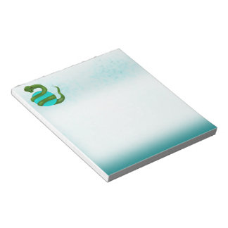 The Snake Notepad