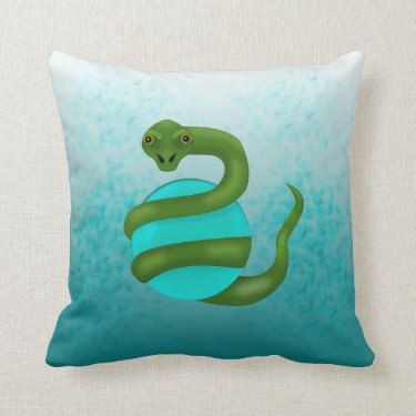 The Snake Pillows