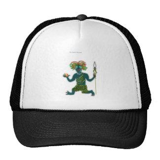 The Snake Shaman, hero,  monster Trucker Hat