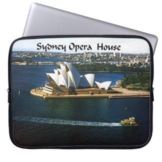 The Sndney Opera House Laptop Sleeve