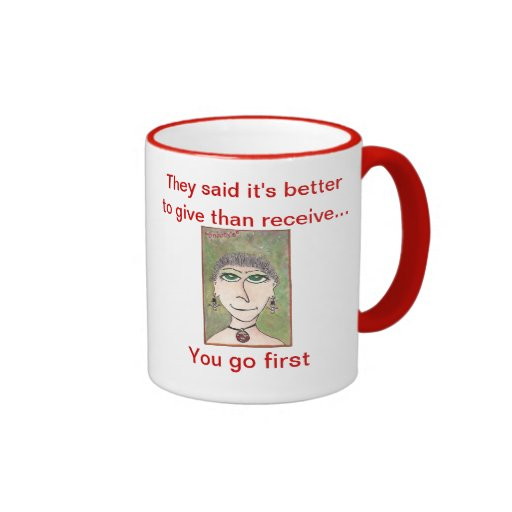 The Snooty Sisters Design Coffee Mugs