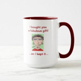 The Snooty Sisters Design Mug