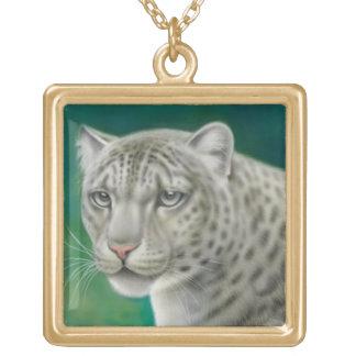 The Snow Leopard Necklace