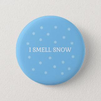 The Snow Lover Button