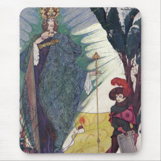 The Snow Queen 1 Mouse Pad