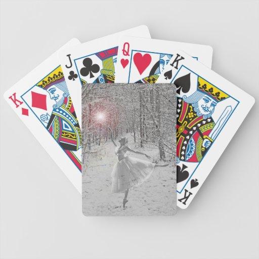 The Snow Queen Card Decks