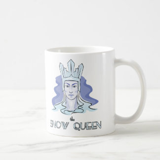 The Snow Queen Classic White Coffee Mug