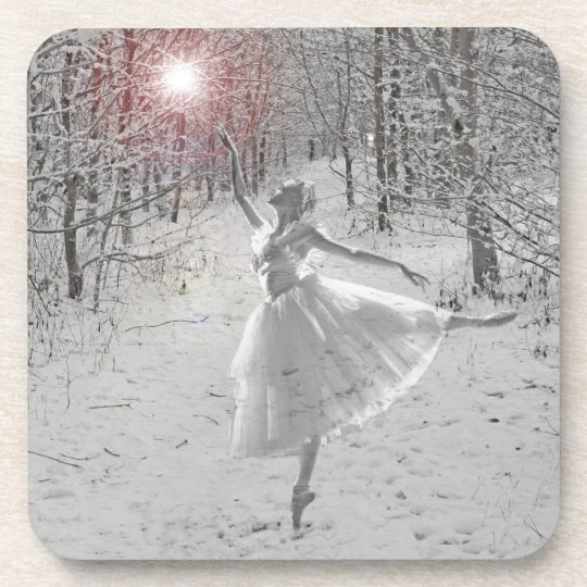 The Snow Queen Coaster