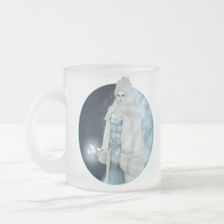The Snow Queen Frosted Mug