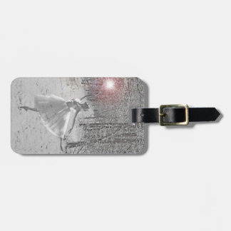 The Snow Queen Bag Tag
