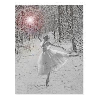 The Snow Queen Postcard