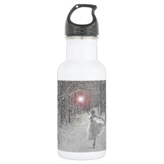 The Snow Queen Stainless Steel Water Bottle