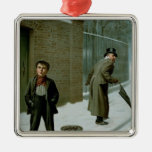 The Snowball - Guilty or Not Guilty Christmas Tree Ornament