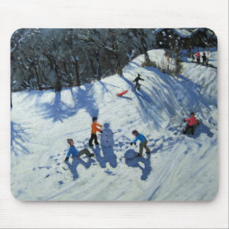 The Snowman 2 Mouse Pad