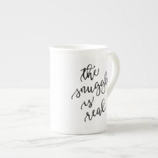 The Snuggle Is Real Mug