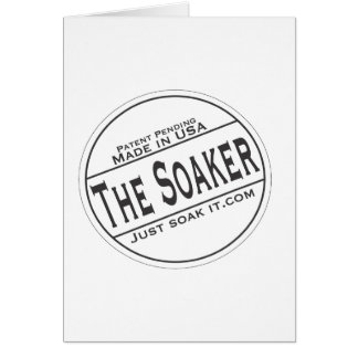 The Soaker Card