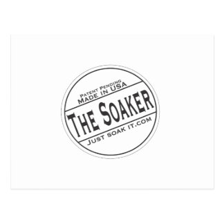 The Soaker Postcard