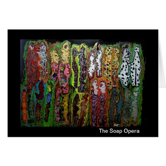 The Soap Opera Card