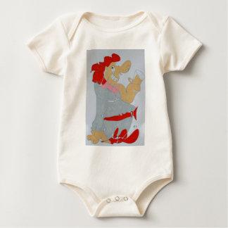 The Socialite Baby Bodysuit