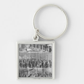 The Society of Friends' Soup Kitchen Keychain