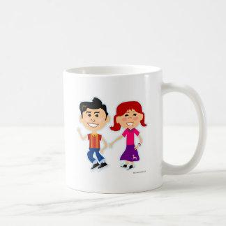 The Sock Hop Kids Coffee Mug
