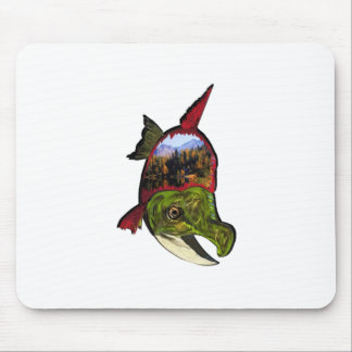 The Sockeye Trend Mouse Pad