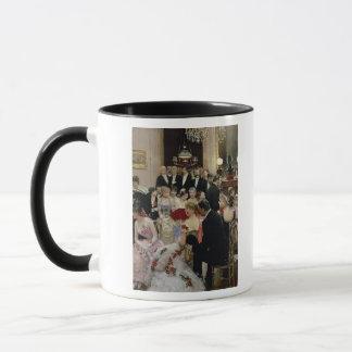 The Soiree, c.1880 Mug