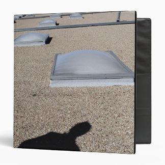 The solar day lighting system 3 ring binder
