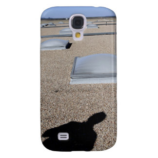 The solar day lighting system galaxy s4 cover