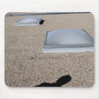 The solar day lighting system mouse pad