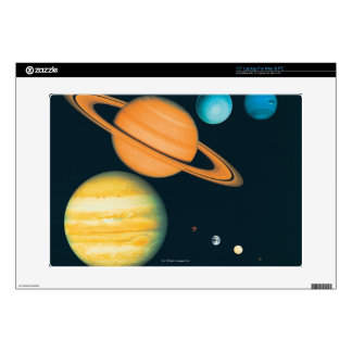 """The Solar System 15"""" Laptop Decal"""
