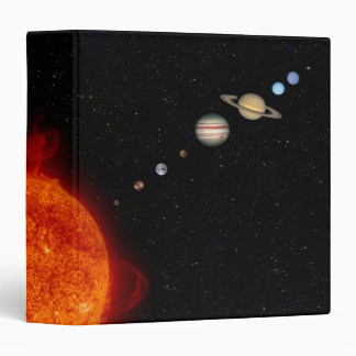 The Solar System 2 3 Ring Binder
