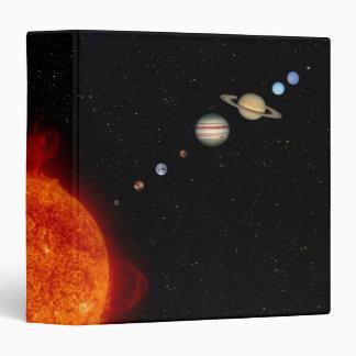 The Solar System 2 3 Ring Binder