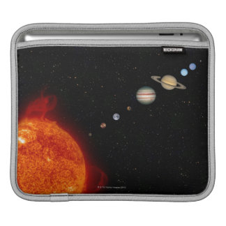 The Solar System 2 Sleeve For iPads