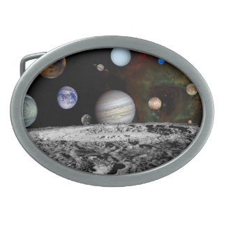 The Solar System Belt Buckle