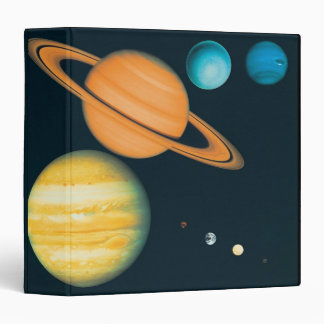 The Solar System Binder