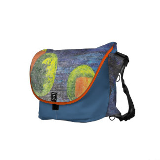The Solar System Courier Bag