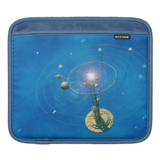 The Solar System ipad sleeve