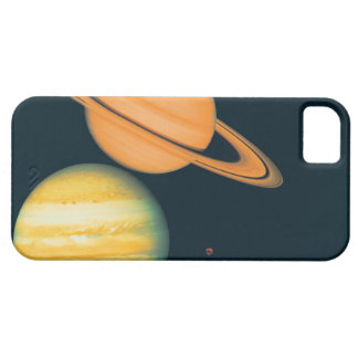 The Solar System iPhone SE/5/5s Case