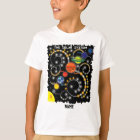The Solar System, Planets, Space Personalized T-Shirt