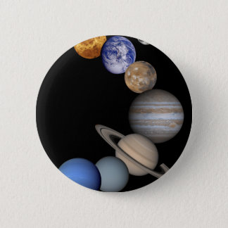 The solar system range our planets button