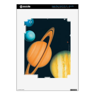 The Solar System Skins For iPad 3