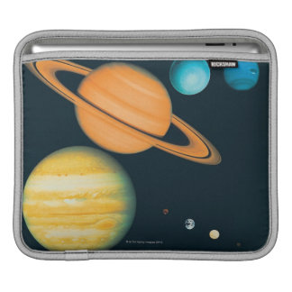 The Solar System Sleeve For iPads